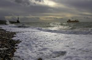 La mer_Le Havre