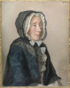 Portrait de Madame Jean Tronchin, née Anne de Molesnes