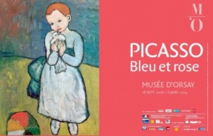 Picasso.-Bleu-et-rose-Musee-Orsay